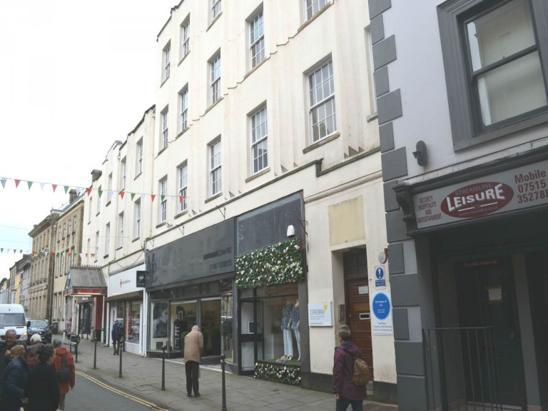 Images for Floor Offices Lyric Building, King Street, Carmarthen, Carmarthenshire EAID:swift BID:0004-7720-8cbe-d305